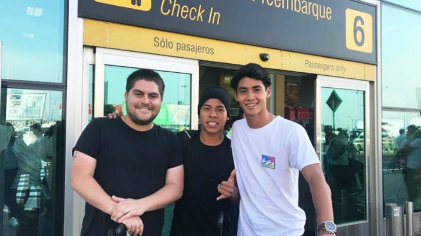 Peruanos en el exterior: conoce a los dos jóvenes que se probarán en Francia
