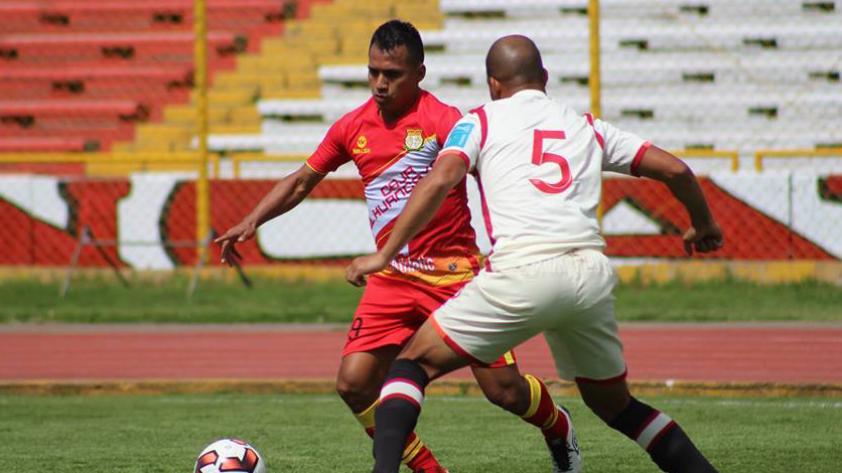 Sport Huancayo derrrotó 1-0 a Universitario
