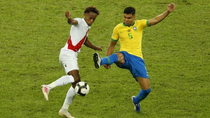 Selección de Brasil: Casemiro afirmó que fueron el mejor equipo de la Copa América