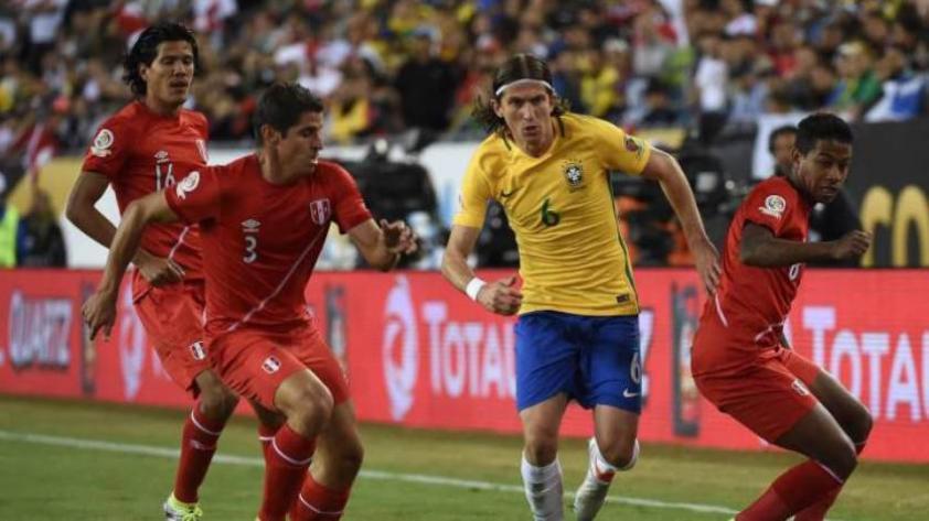¿Cuándo fue la última vez que Perú le ganó a Brasil?
