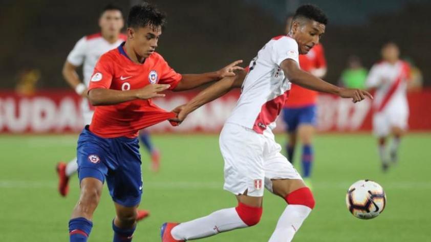 ¡No fue suficiente! Perú cayó por 2-3 ante Chile en el hexagonal final Sub-17