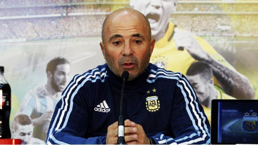 Lo que puede presentar Jorge Sampaoli en Argentina
