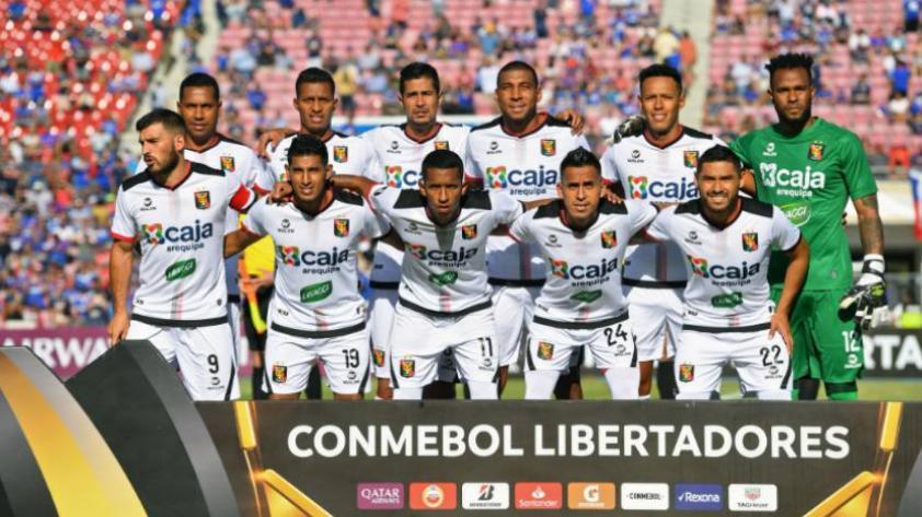 Melgar: conoce las fechas y horarios de su enfrentamiento contra Caracas por la Libertadores