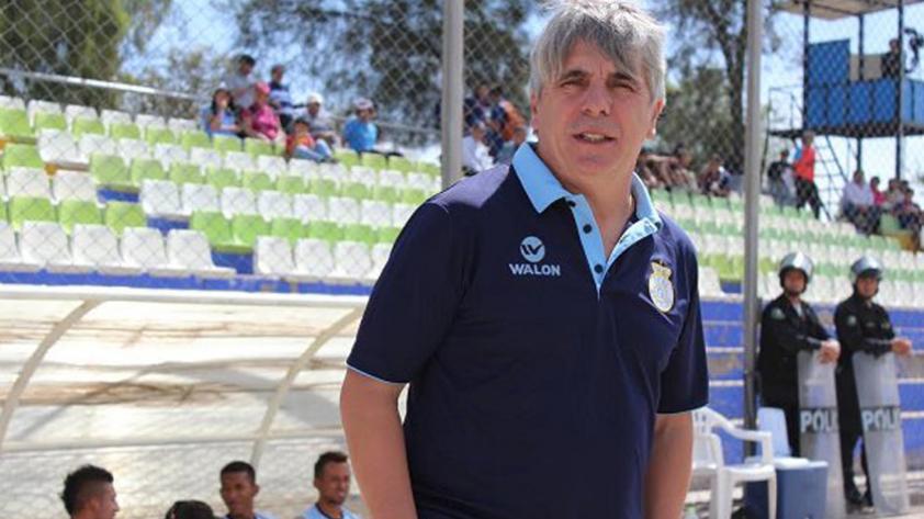 """Marcelo Grioni: """"Real Garcilaso tiene un grupo de jugadores con un corazón enorme"""""""