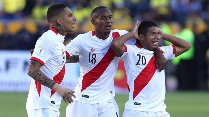 La Selección Peruana alcanzó puesto histórico en el Ranking FIFA