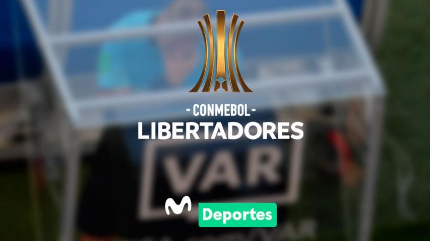 Copa Libertadores: Se aplicará el VAR a partir de cuartos de final del torneo