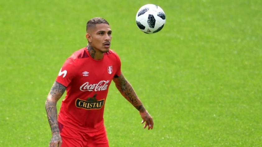 Selección Peruana: ¿Paolo Guerrero llegará apto para jugar la Copa América?