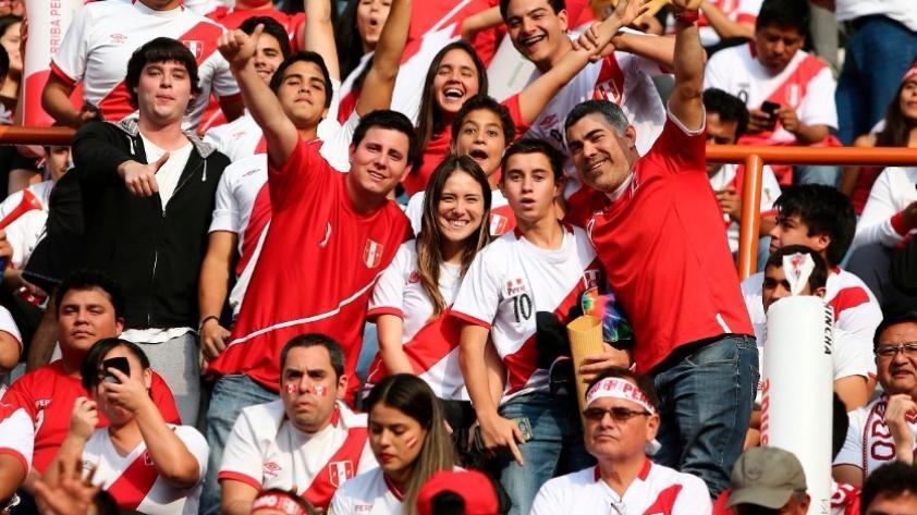 Perú en Rusia 2018: 100 mil hinchas de la bicolor postularon a sorteo de entradas para el Mundial