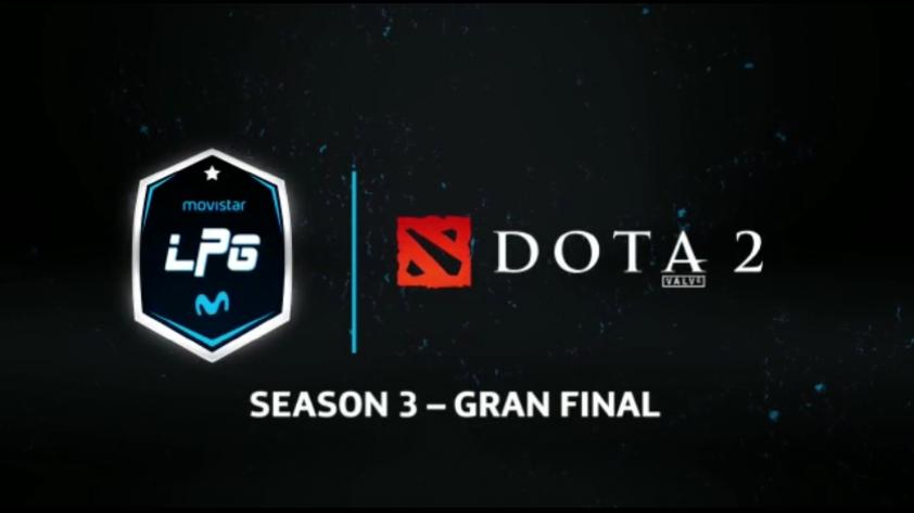Movistar Deportes transmitirá la gran final de la Movistar Liga Pro Gaming de Dota 2 Season 3