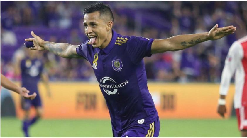 Yoshimar Yotún:  anota golazo y destaca en la MLS