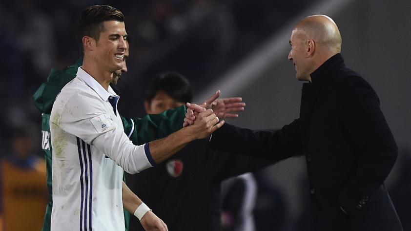 Champions League: Zidane afirma que Cristiano Ronaldo llega a la final