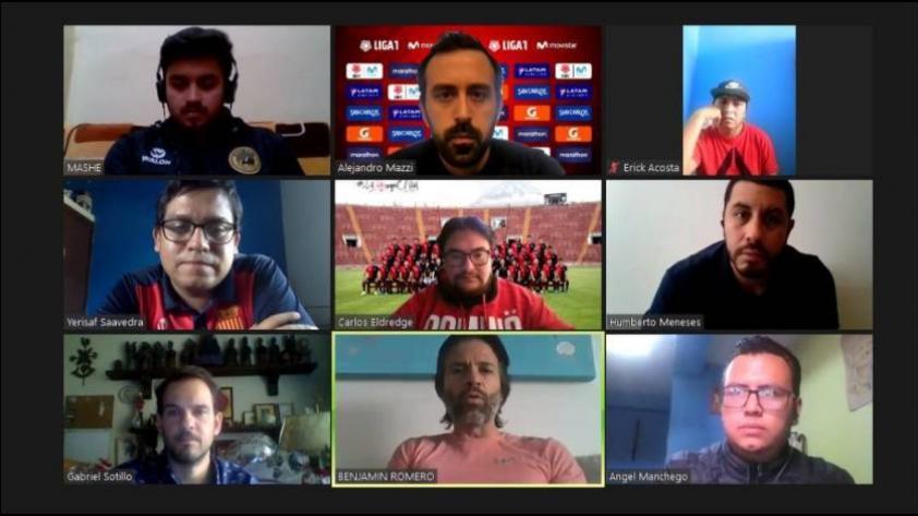 Liga 1 Movistar realizó conversatorio de marketing entre clubes