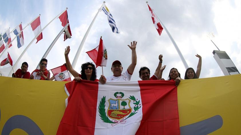 La FPF dispuso a la venta 500 entradas para el Argentina - Perú vía online