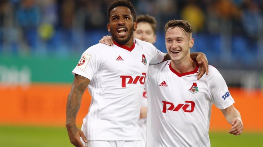 (VIDEO) Así te queremos ver: Jefferson Farfán anotó doblete en el triunfo del Lokomotiv ante Zenit