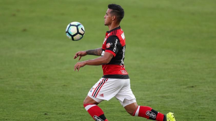 Miguel Trauco comenzó la pretemporada con el Flamengo