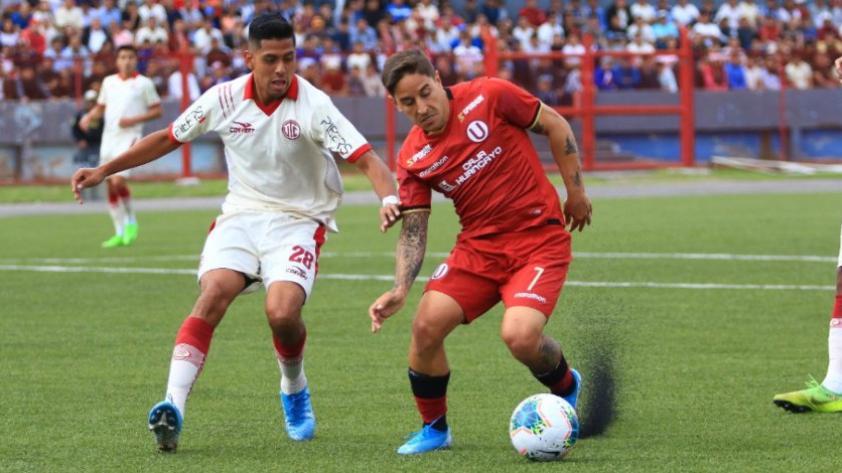 Se reparten los puntos: Universitario empató 1-1 con UTC en Cajamarca por la fecha 16 del Torneo Clausura