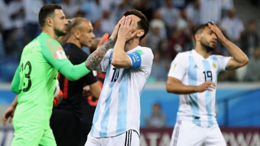Rusia 2018, ¿el mayor fracaso de Argentina en la historia de los Mundiales?