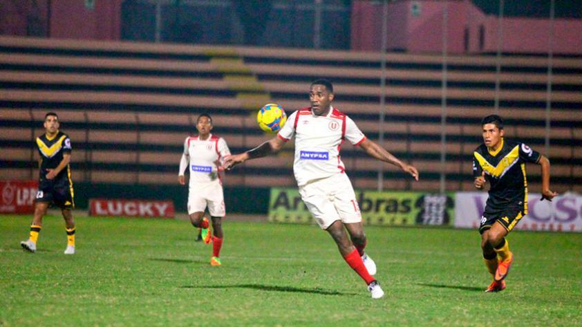Universitario venció 2-1 a Cantolao con doblete de Tejada