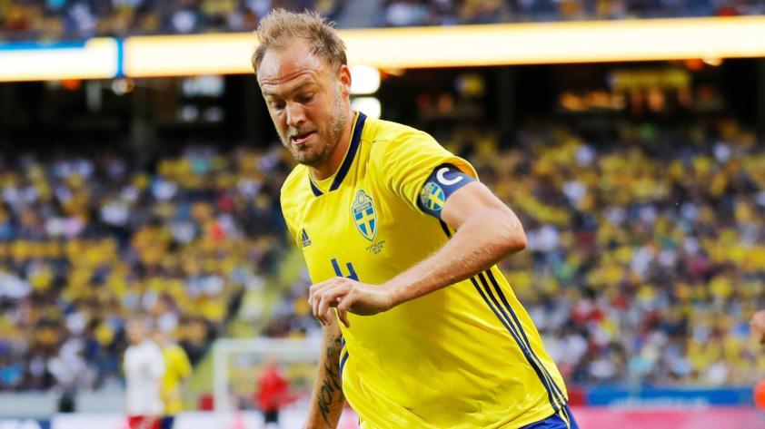 Capitán de Suecia opinó sobre Paolo Guerrero
