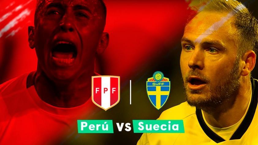 Perú vs Suecia: hora, fecha y canal del último amistoso de la bicolor previo a Rusia 2018