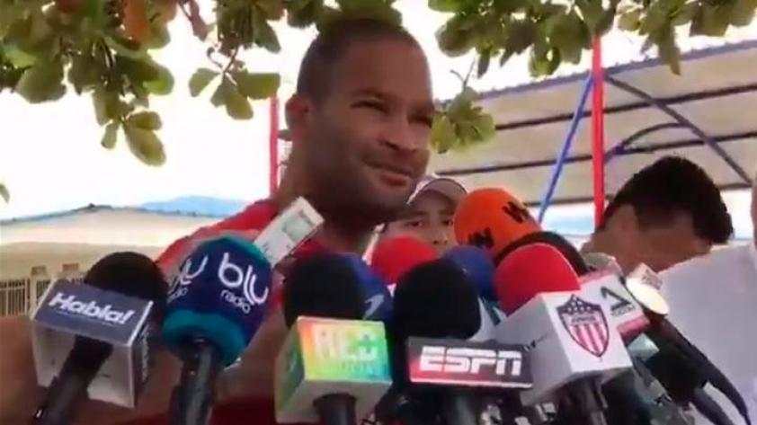 (VIDEO) Alberto Rodríguez fue llamado 'señor mudo' y su respuesta sorprendió a prensa colombiana