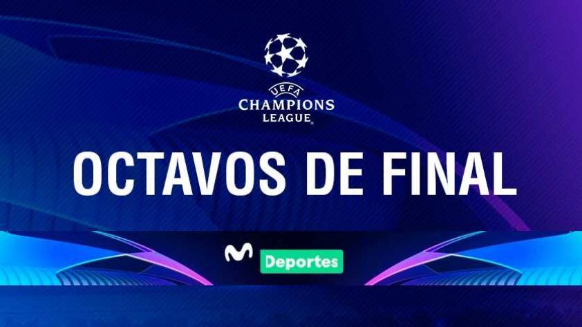Increíbles encuentros: conoce las llaves de los 8° de final de la Champions League