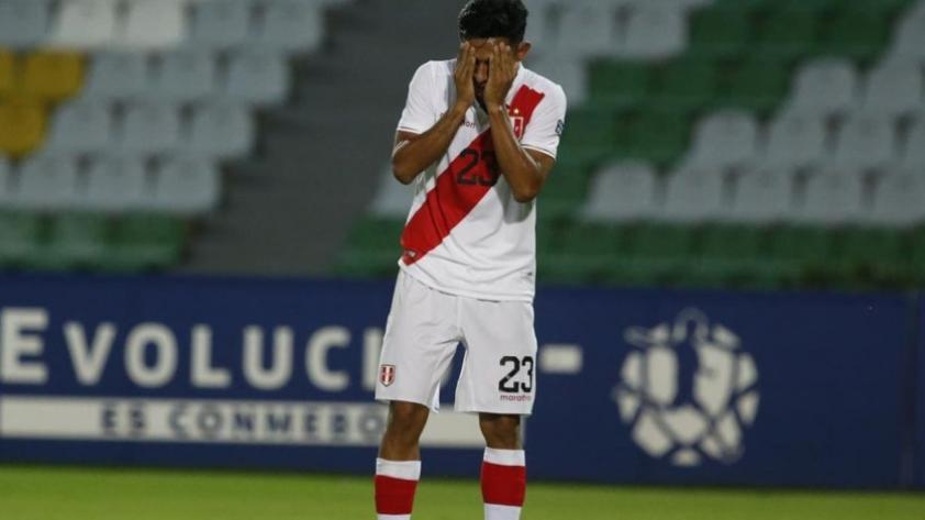 Mal rendimiento: La Selección Peruana Sub 23 se despidió del Preolímpico al perder 2 a 1 ante Bolivia