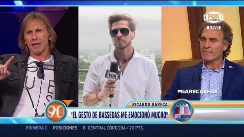(VIDEO) Ricardo Gareca: el 'sentido de pertenencia' y las palabras que cautivaron a Ruggeri