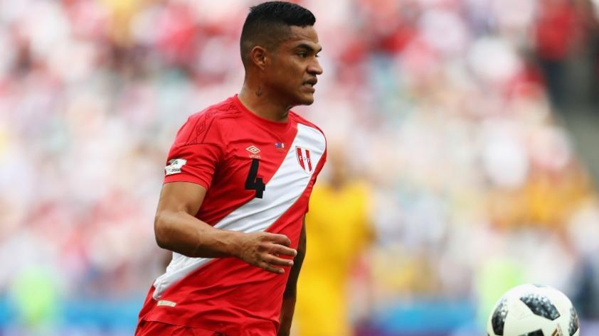 Selección Peruana: el regalo de Anderson Santamaría a su padre tras jugar el Mundial de Rusia 2018