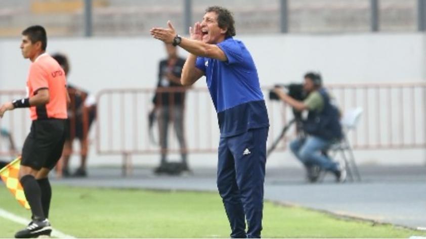Mario Salas sobre empate entre Sporting Cristal y Universitario:
