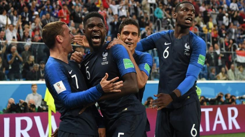 ¡Francia es el primer finalista del Mundial tras vencer 1-0 a Bélgica!