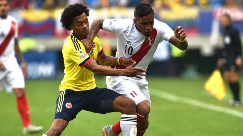 ¿Cómo le fue a Perú recibiendo a Colombia a lo largo de la historia?