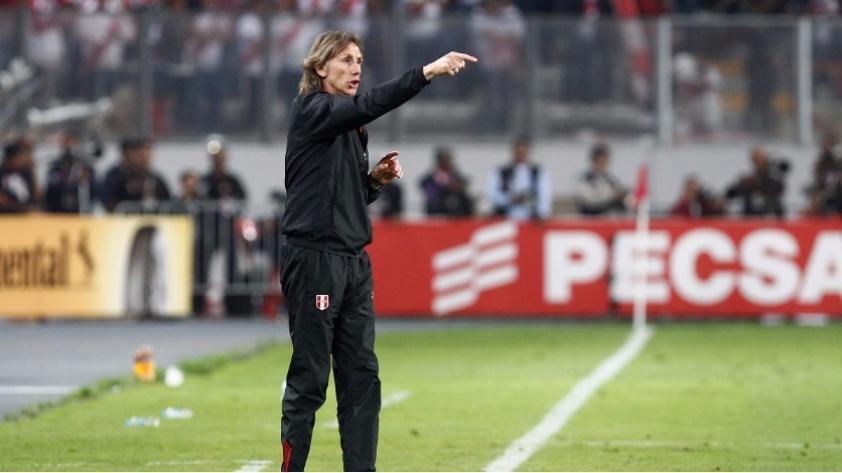 FPF espera cerrar la renovación de Ricardo Gareca antes del Mundial