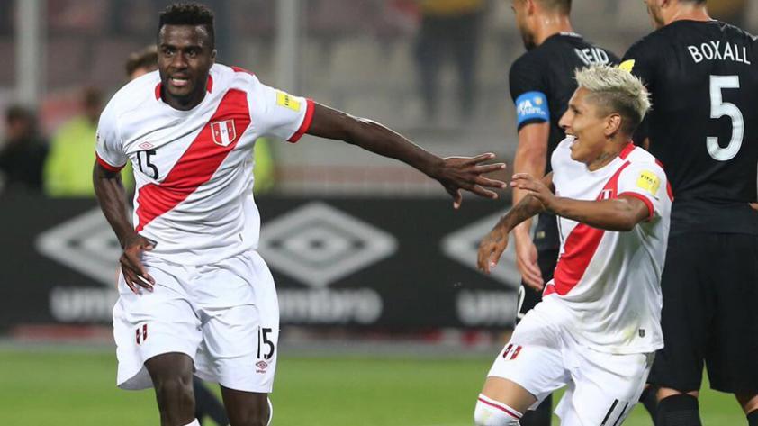 Así saludó la Selección de Chile la histórica clasificación de Perú a Rusia 2018