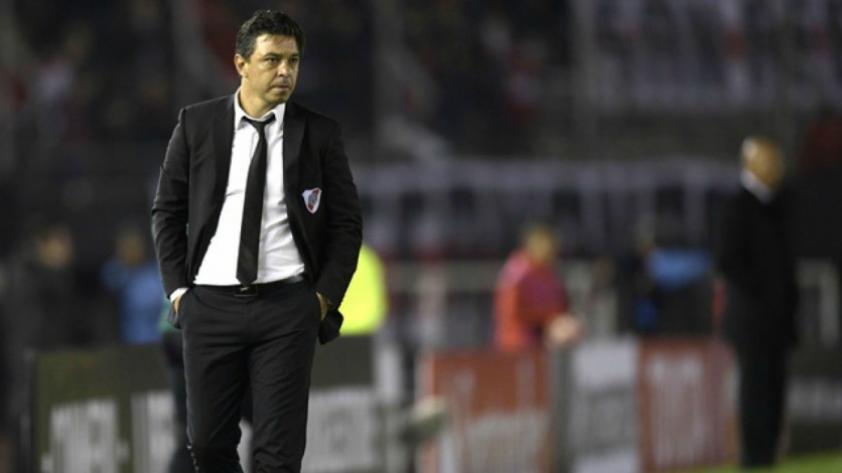 Marcelo Gallardo quiere olvidar la eliminación del Mundial de Clubes