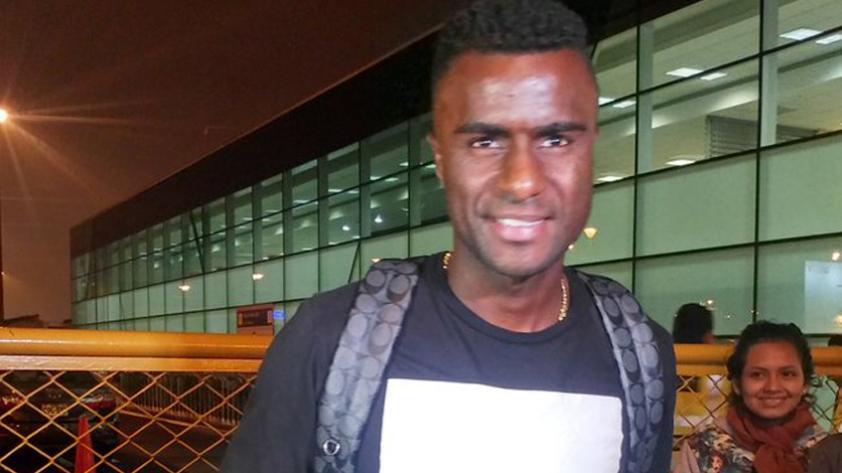 Selección Peruana: Christian Ramos llegó a Lima para unirse a los entrenamientos