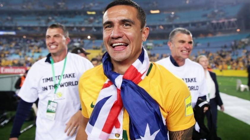 Australia: Tim Cahill ingresó a la lista de pre convocados para Rusia 2018