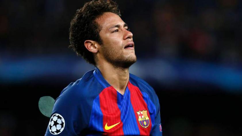 (VIDEO) La emotiva carta de despedida de Neymar