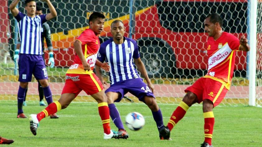 Sport Huancayo ganó 4-2 y no deja que Alianza Lima se acerque a la punta