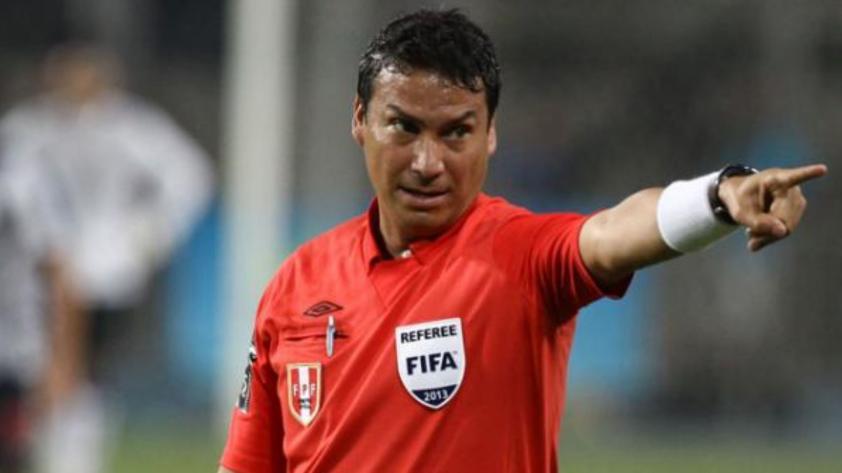 Henry Gambetta, el árbitro del Cristal - Alianza