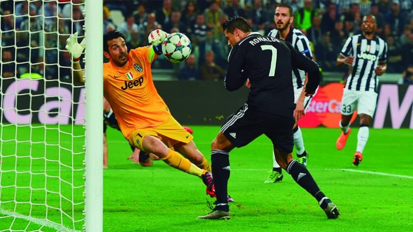 Cristiano versus Buffon: El gran duelo de la final