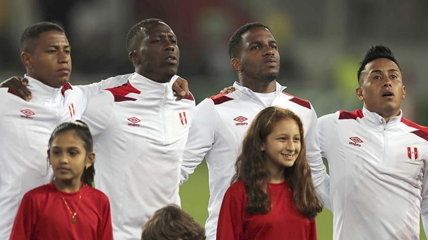 Amistosos confirmados de la selección peruana