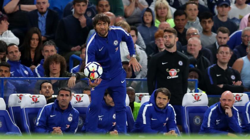 Antonio Conte tuvo dura autocrítica para el Chelsea