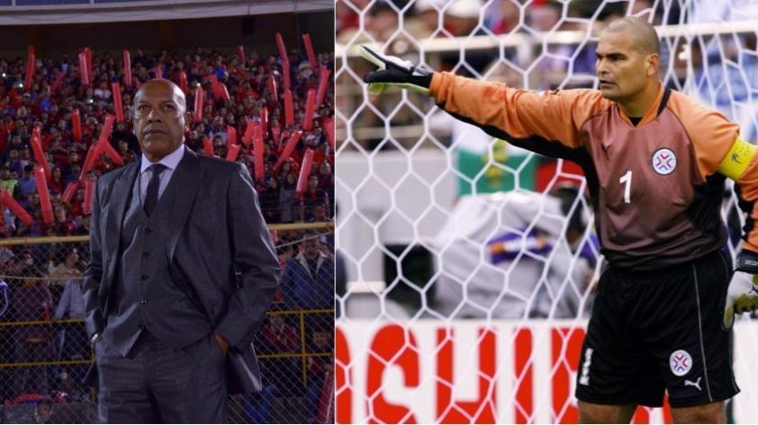 La dura advertencia de Chilavert a  Roberto Mosquera previo al partido de Copa Libertadores