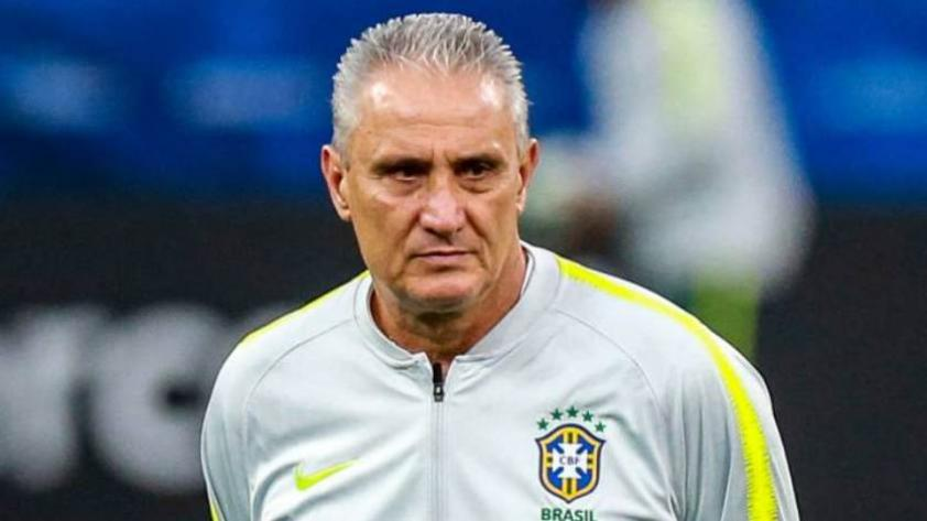 El análisis de Tite en la previa del Perú vs.  Brasil