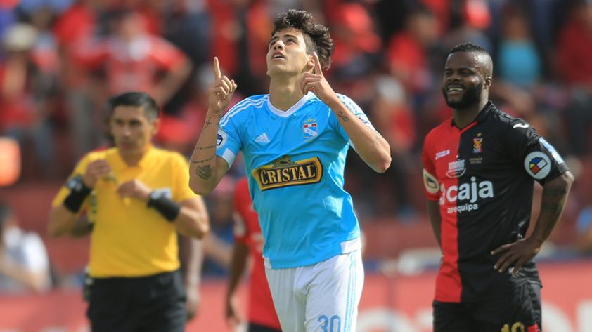 El 'Chorri' le pide a Beto Da Silva que no vuelva a Cristal