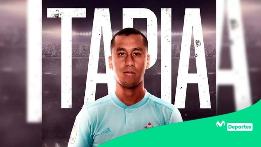 OFICIAL: Renato Tapia es el flamante nuevo jugador del Celta de Vigo de la liga española