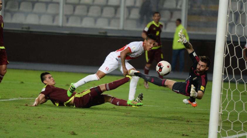 Trujillo esperará a la selección para el partido ante Paraguay