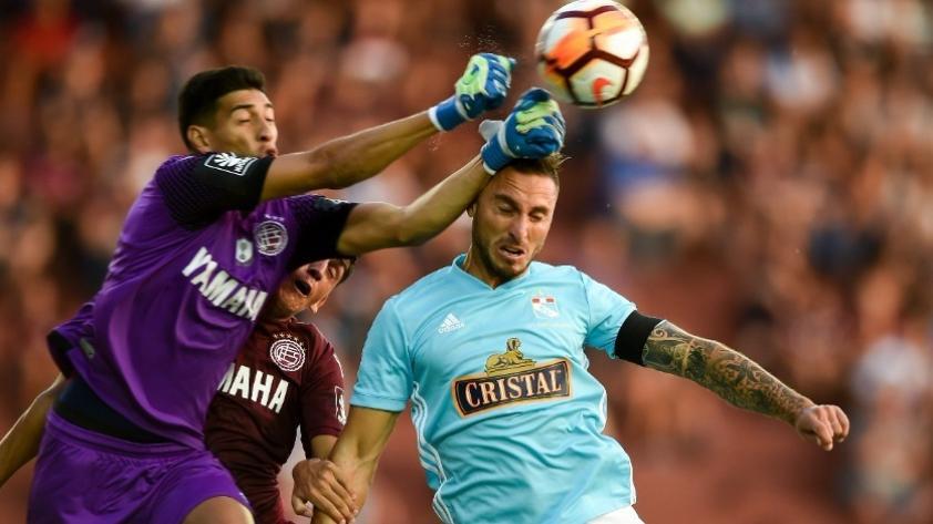 Sporting Cristal perdió 4-2 ante Lanús por su debut en Copa Sudamericana