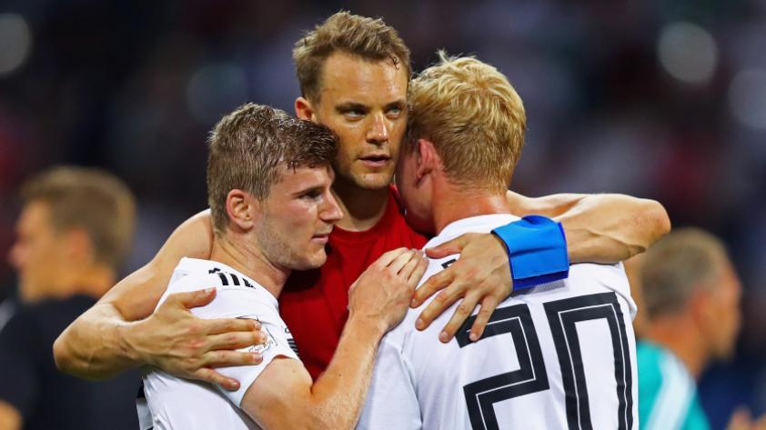 Alemania obligada a golear